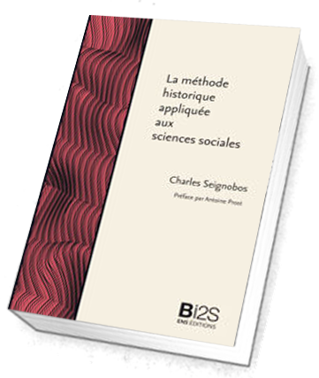 Seignobos - La méthode historique - livre 2
